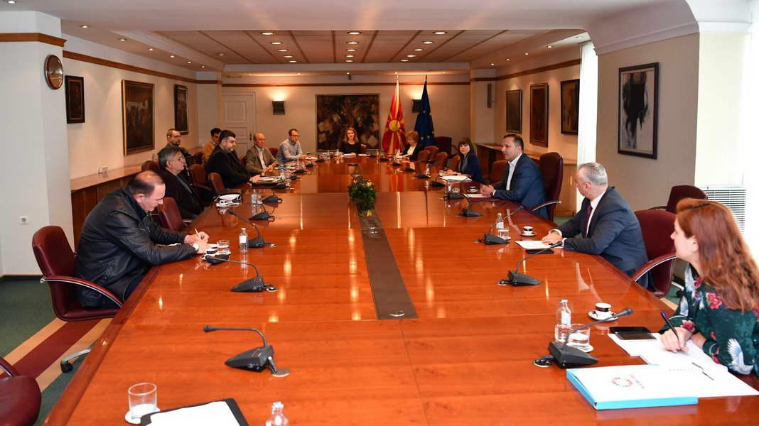 Состанок на Економско социјалниот совет – поздравена е инклузивноста на Владата во носењето на одлуките