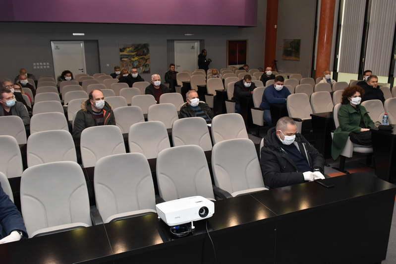Прилеп: Нови препораки на Општинскиот кризен штаб до јавните институции и други субјекти