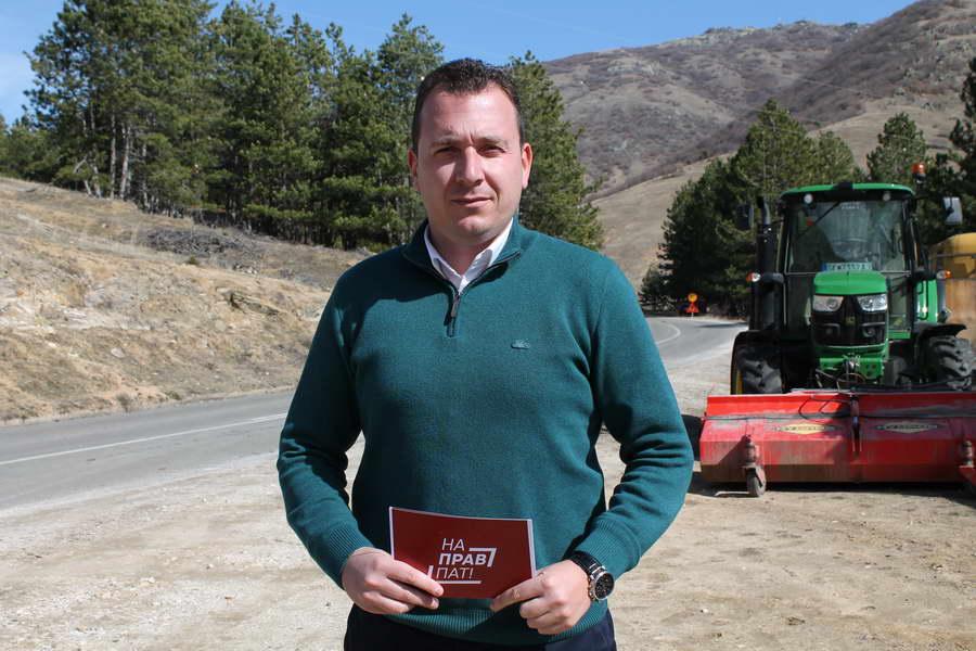 СДСМ Прилеп: За прв пат, после 40 години се реконструира патот за Мариовo