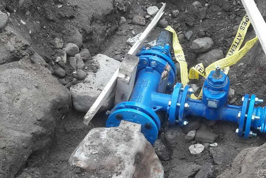 """""""Водовод и канализација"""": Нова водоводна линија на булеварот """"Гоце Делчев"""""""