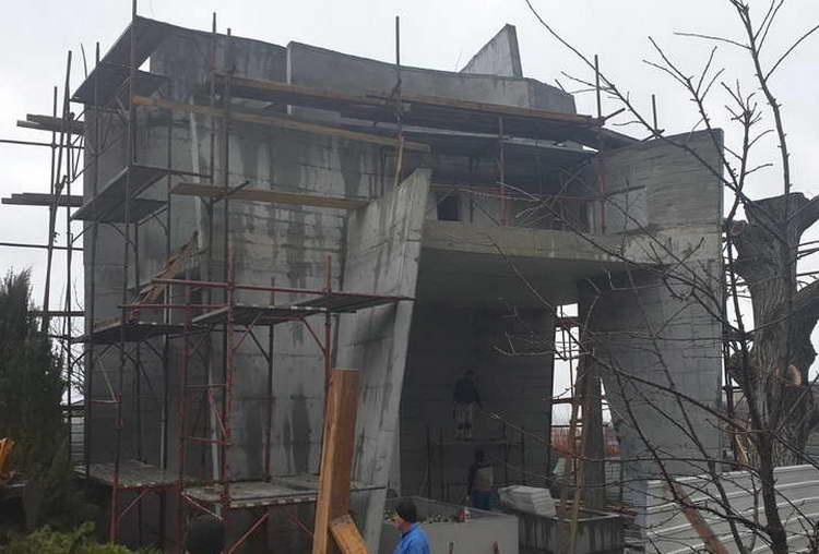 Крушево: Се интензивира изградбата на гробното место на Тоше