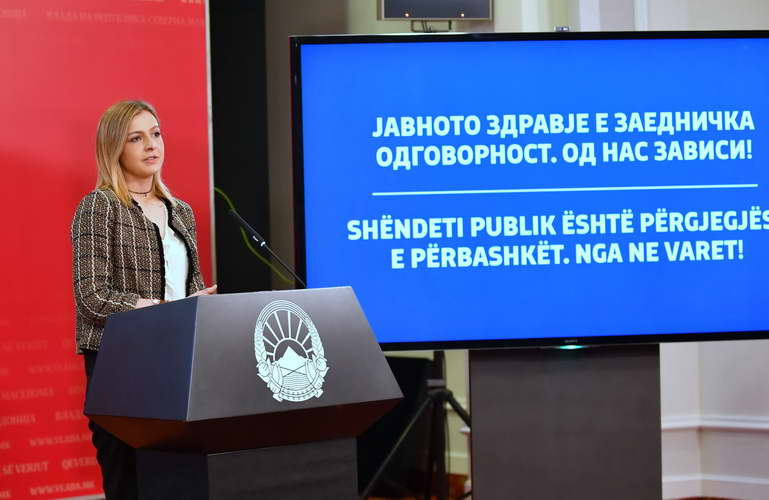 Ангеловска: Подготвени сме за најлошото сценарио за буџетот, работиме да се случи најдоброто