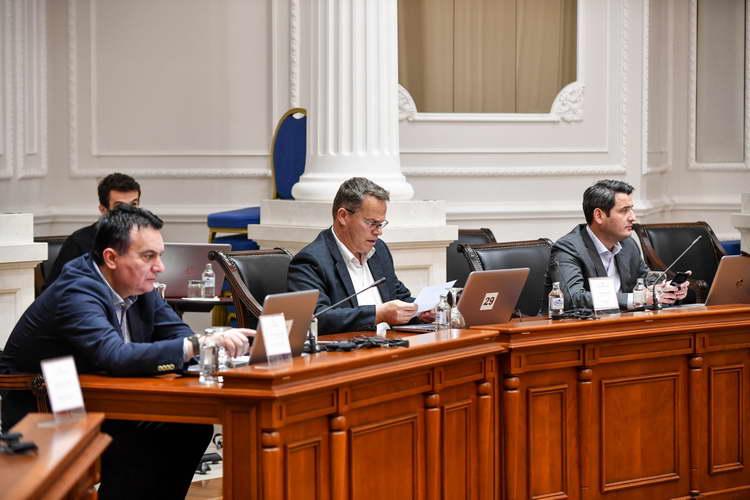 Седница на Владата: Писмо за намери до ММФ за Инструментот за брзо финансирање за поддршка на мерките против КОВИД-19