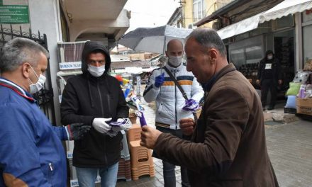 Со стапувањето на сила на новите мерки, Општина Прилеп распредели 15.000 бесплатни заштитни маски за граѓаните