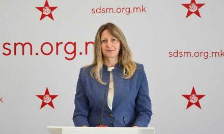 Кети Смилеска: Свесното ширење дезинформации од страна на опозициските медиуми, нема ништо заедничко со христијанските вредности
