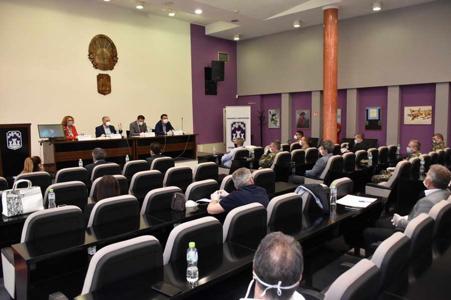 Шекеринска, Османи и Сугарески: Владата им дава недвосмислена поддршка на напорите на Општина Прилеп за справување со пандемијата