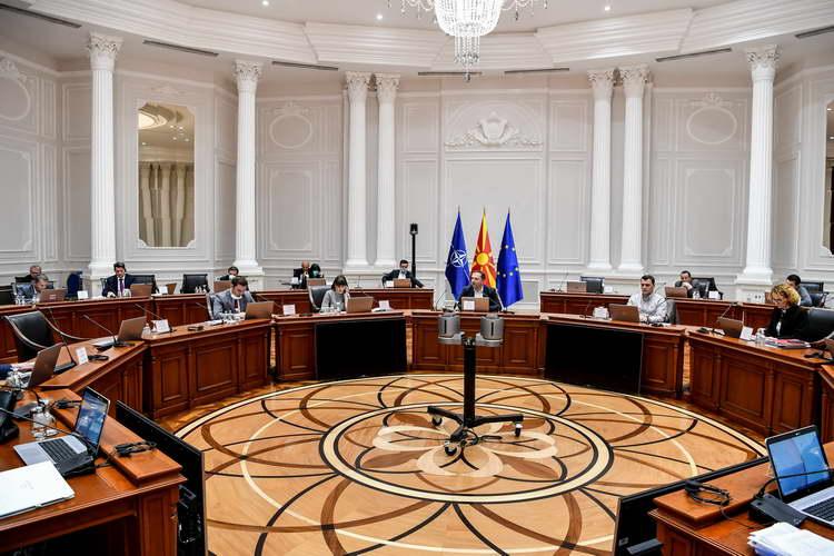 Владата ќе ја одржи редовната 99-та седница