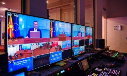 Започна Самитот на ЕУ за Западен Балкан, Загреб 2020