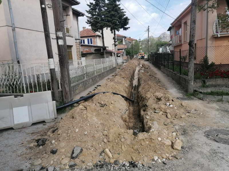 """Прилеп: Нова водоводна линија за жителите на улица """"Републиканска"""""""