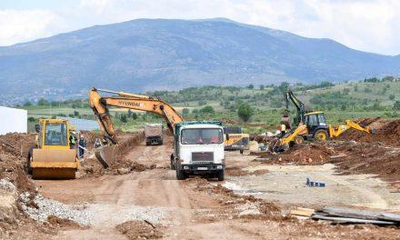 Владата интензивно работи на инфраструктурно уредување на Технолошко-индустриските развојни зони