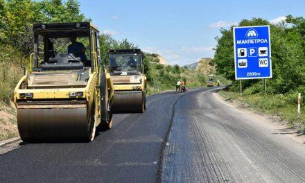 Сугарески: Продолжуваат инвестициите на Министерството за транспорт и врски и Владата во Пелагонискиот регион