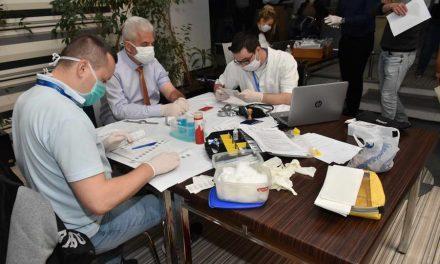 Јованоски: Дарувајќи крв, граѓаните на општина Прилеп покажаа висок степен на свест, солидарност и хуманост