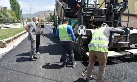 """Прилеп: Нов асфалт за улиците """"Самоилова"""" и """"Војводинска"""" во населбата Точила"""