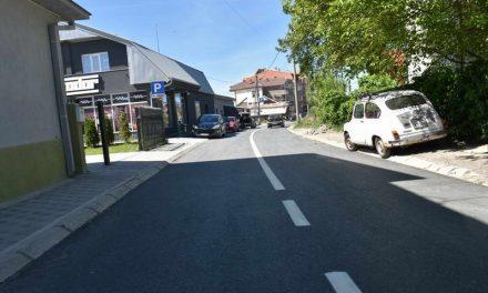 """Асфалтирана улицата """"Андон Слабејко"""", засилени градежните активности во населбата Бончејца"""