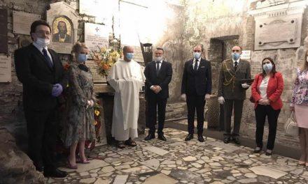Денот на сесловенските просветители Св. Кирил и Методиј одбележан во Рим