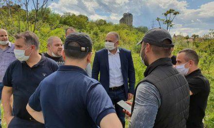 Најнова вест: Во акција на БЈБ во населбата Бутел, пронајдени автоматски пушки, пиштоли и хероин