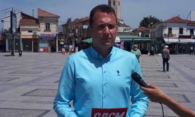 Миле Талевски: Воведовме платежни картички за граѓаните, го олеснуваме животот во услови на криза