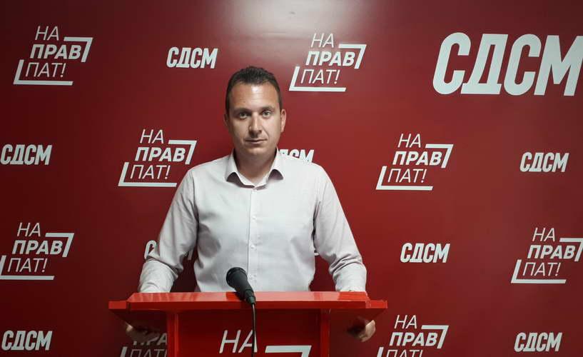 Миле Талевски: Неопходно ни е одговорно однесување, да го заштитиме здравјето на сите граѓани
