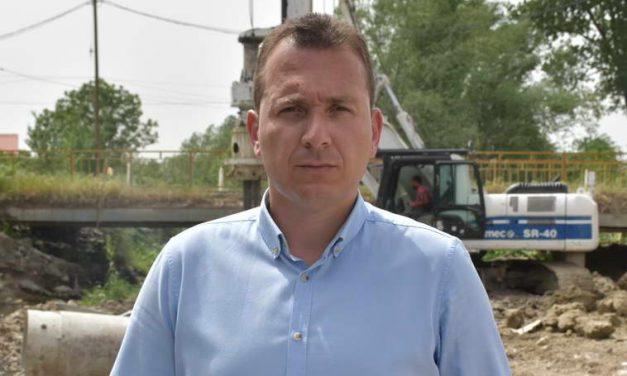 Талевски: Не мовче, туку после 47 години Прилеп добива современ мост граден според сите стандарди
