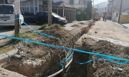 """Нова водоводна линија за жителите на улица """"Јоска Јорданоски"""""""