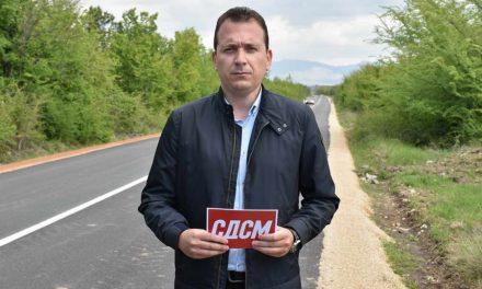 Талевски: Инвестициите во патната инфраструктура во општина Прилеп се видливи на секој чекор
