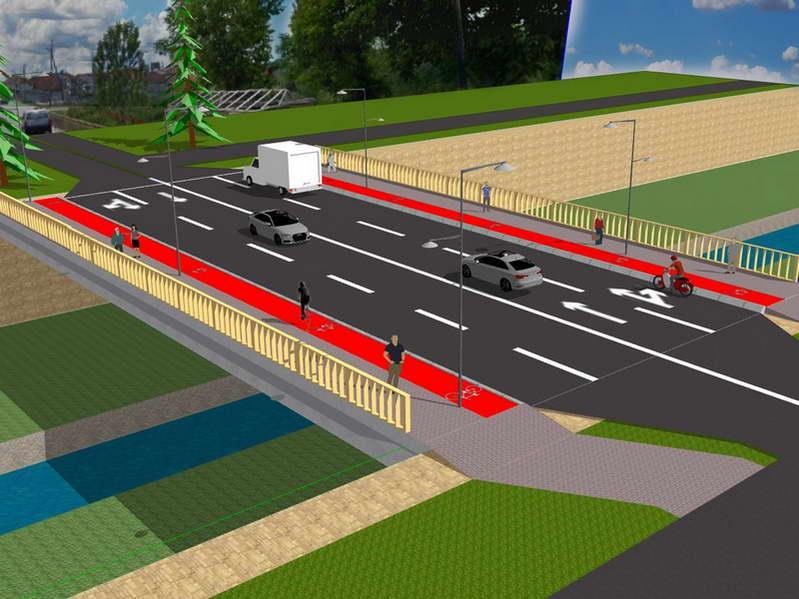 После 47 години, Прилеп добива нов современ мост граден според сите стандарди