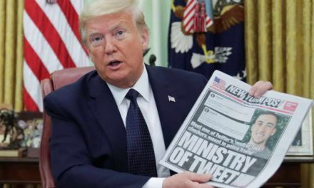 Трамп потпиша наредба за социјалните мрежи