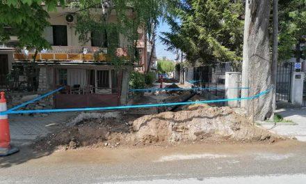 """Прилеп: ЈКП """"Водовод и канализација"""" интензивно работи на промена на водоводната и канализационата мрежа"""