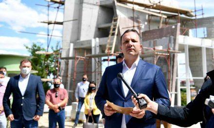 Премиерот Спасовски од Крушево: Оваа Влада ги завршува обврските кои што ги презема