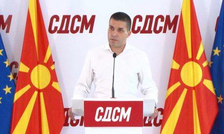 Николовски: На 15 јули ќе победат политиките на СДСМ, граѓаните му ќе кажат збогум на неодговорниот Мицкоски