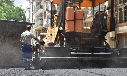 """Продолжува инфраструктурното уредување на Прилеп, на ред улици и паркинзи во урбаните заедници """"Бончејца"""" и """"Центар"""""""