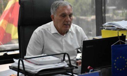 Јованоски: За претстојниот продолжен викенд, доследно да ги почитуваме мерките за заштита од Ковид-19