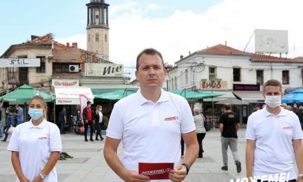 Талевски: За само три години, ја извадивме државата на прав пат, можеме уште повеќе, уште подобро!