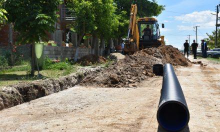 Започна доградбата на канализационата мрежа во населеното место Големо Коњари