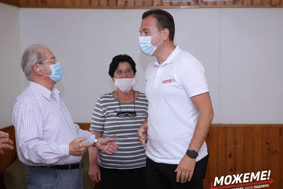 Соколоски: Со својата структура на личност, Миле Талевски ќе придонесе за понатамошен развој на Прилеп