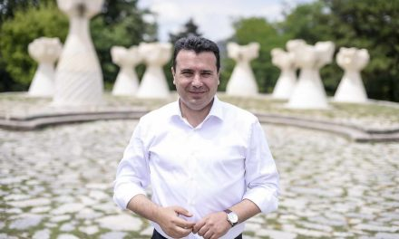 Заев од Паркот на револуцијата во Прилеп: На 15 јули да избереме слобода наместо принуда!