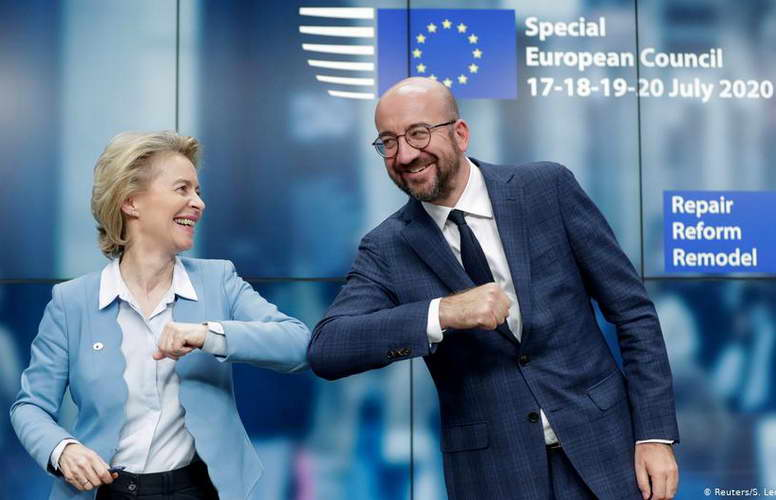 Како ќе се делат милијардите евра во ЕУ и кој ќе ги враќа долговите?