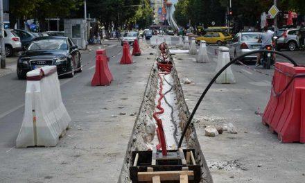 """Не запира градежната офанзива во Прилеп, се наѕира новиот лик на гордоста на градот – булеварот """"Гоце Делчев"""""""