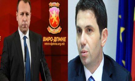 """Нови аудио снимки: Јанакиески го командал гасењето лифтови на изборен ден, Јанушев вели """"Не нѐ сакаат"""""""