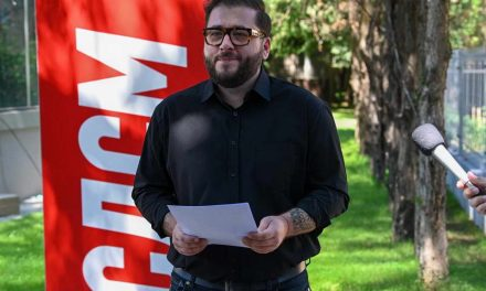 Коста Петров: Гласањето на 15 јули ќе биде безбедно за нашето здравје, да излеземе и да гласаме за бројот 3