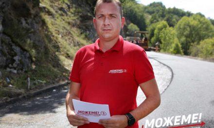 Миле Талевски: ВМРО-ДПМНЕ е фабрика за лажни вести, патот за Мариово се асфалтира