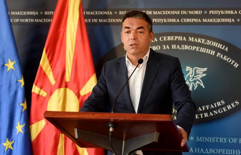 """Димитров: """"Денес имаме еден важен исчекор што треба да го одбележиме – Европската комисија го усвои предлогот на Преговарачката рамка и од денес документот е во рацете на земјите членки. Да ни е со среќа!"""""""