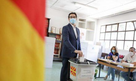 Пендаровски: Не е битно кој ќе победи, очекувам учесниците да си подадат рака