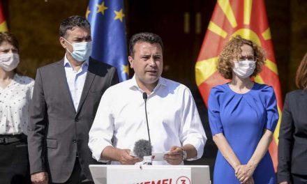 Заев: Македонскиот јазик станува дел од големото европско семејство, ВМРО-ДПМНЕ да го поздрави успехот во ЕУ интеграциите
