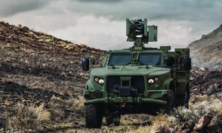 Македонската армија се опремува со 89 нови лесни оклопни возила од САД