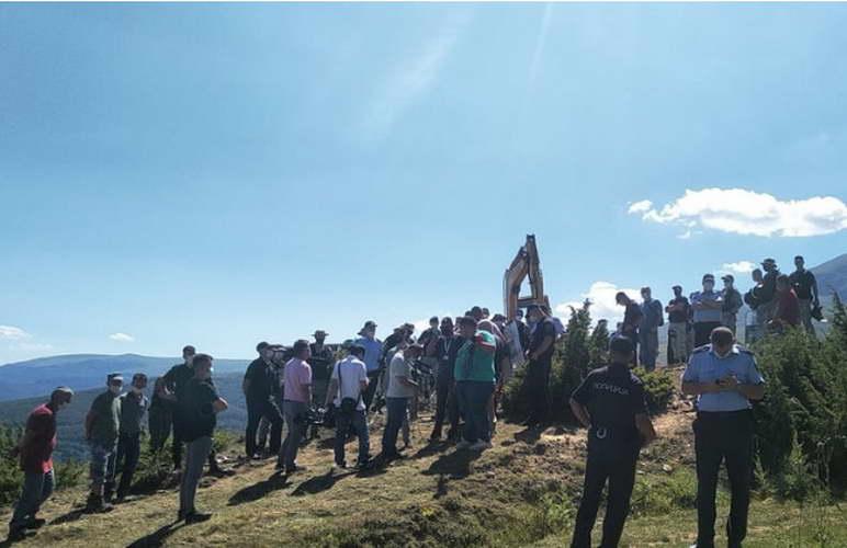 Иницијатива за итно решавање на проблемот со водоснабдување на селото Синичане