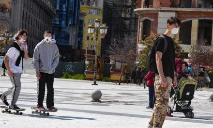ОНЛАЈН АНКЕТА: На најголем дел од забавите на кои присуствувале младите не се почитувале препораките за заштита од ковид-19