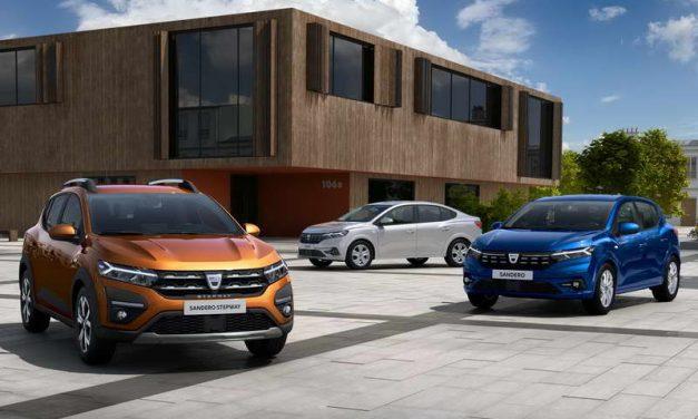 Dacia со детали за новите генерации на Logan, Sandero и Sandero Stepway