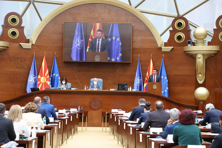 Собранието ги избра замениците-министри во Владата