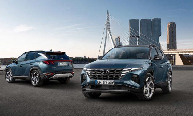 Претставен новиот Hyundai Tucson со нов радикален дизајн